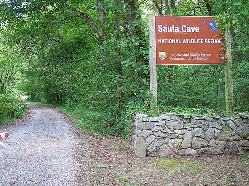 Sauta Cave National Wildlife Refuge